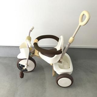 iimo イーモ トライシクル#01ジェントルホワイト 三輪車 ...