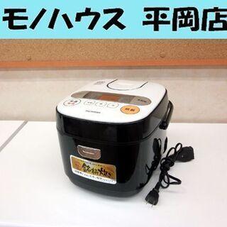 炊飯器 5.5合炊き 2016年製 アイリスオーヤマ 1.0L ...