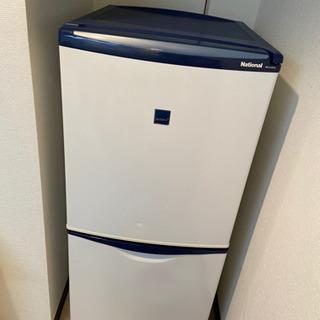 冷蔵庫もらってください。2004年122l  当日キャンセルの為再出品