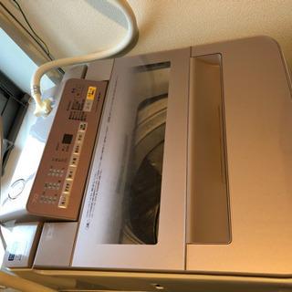 【美品】Panasonic 洗濯機 NA-FA70H5