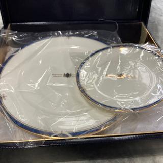 洋食器 大皿 小皿5枚 ノスタルジーイスタンブール