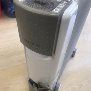 中古 動作確認済 eureks ラジエター式オイルヒーター FX11EH ユーレックス 油入式 可変式 1500W 10畳の画像