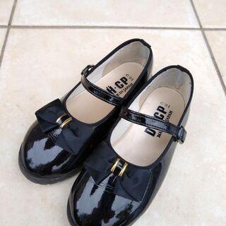 子供用★フォーマルシューズ★18cm 女の子 靴