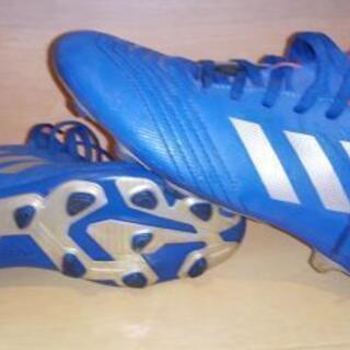 美品です。サッカー スパイク ジュニア アディダス adidas...