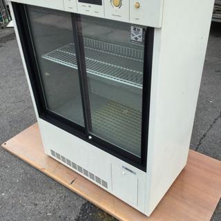 中古 2002年製 冷蔵ショーケース 158L  サンヨー 薬用...