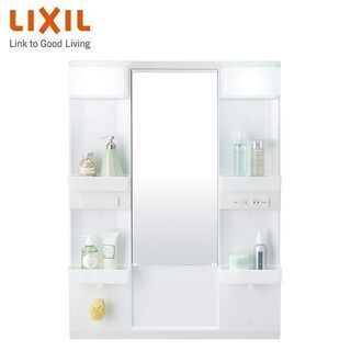 【未使用】イナックス(INAX)洗面化粧台 ミラーキャビネット ...