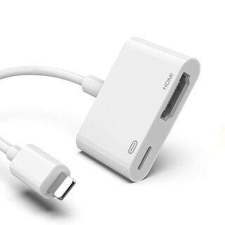 【新品・未使用】iPhone HDMI 変換 アダプタ ライトニング