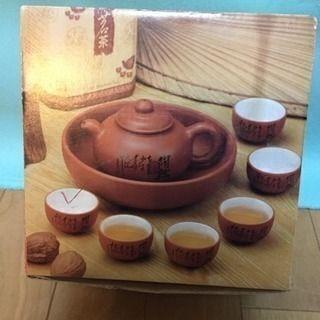 【ネット決済】 新品 台湾 茶器セット