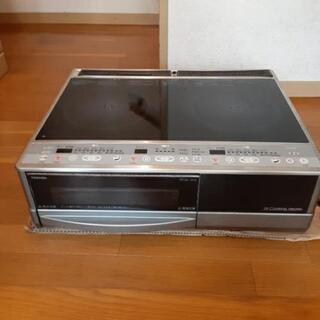 TOSHIBA 2口IHクッキングヒーター