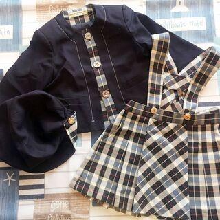 【ジーニアス幼稚園制服】※小さめのお子様サイズ(100)