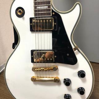 レスポールギター BURNY    RLC-55 セット販売