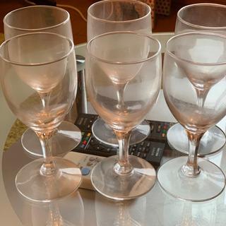 ワイングラス 6脚セット