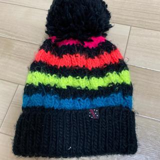 スノボー スキー用ニット帽