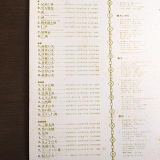 北島三郎 ダブル・アルバム LP レコード2枚組 − 京都府