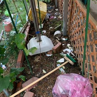 家庭菜園向けの土あげます