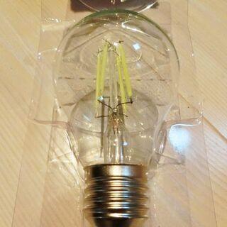 エジソン 40W相当 電球 220v 3個