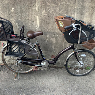 3人乗り自転車★防犯登録料込