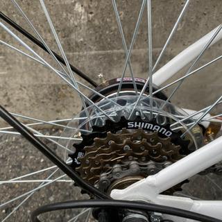 折り畳み自転車★26インチ・超美品★防犯登録料込 − 愛知県
