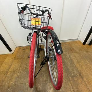 折り畳み自転車★26インチ・超美品★防犯登録料込 - 自転車