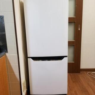 【急ぎの為、値下げ】2ドア 冷凍冷蔵庫  2014年製  容量150L  ハイセンス  の画像
