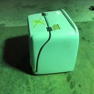 『一応値引交渉可能』ジャイロシリーズに取付け可能なボックスです。 - 神埼郡