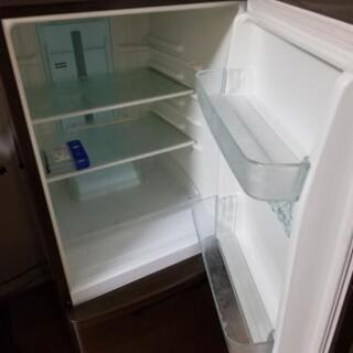 冷蔵庫【取引キャンセルのため再出品!】 - 北九州市