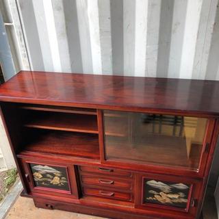 0904-2 サイドボード 近代家具 重め ②