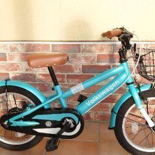 【ネット決済】【受付終了】子供用自転車16インチ補助輪無し