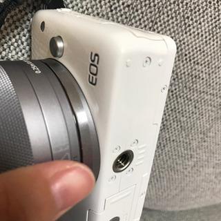 Canon EOS M10 ミラーレス一眼
