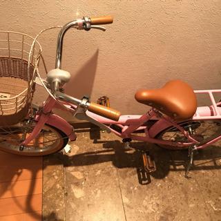 自転車 女の子 16インチ