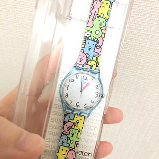 新品・スウォッチSwatch 腕時計(パリで購入)