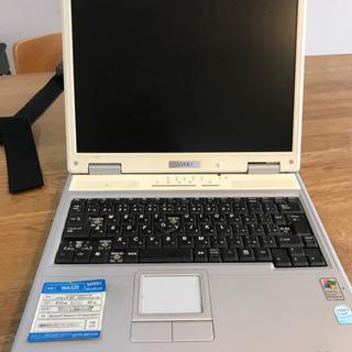 ジャンク SOTEC WinBook WA WA335