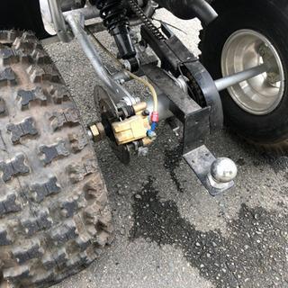 『高すぎました!値下げします』台湾製バギー、ミニカー登録、牽引車付き(ジャイロ) − 佐賀県