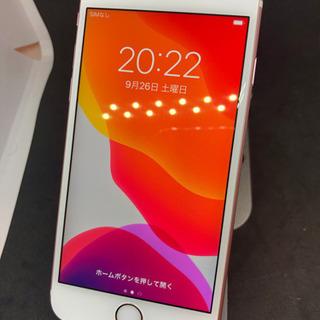 iPhone 6s Rose Gold 16 GB SIMフリー...