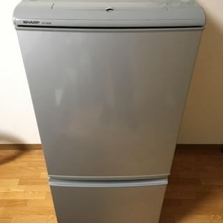 冷蔵冷凍庫 SHARP  2007年製