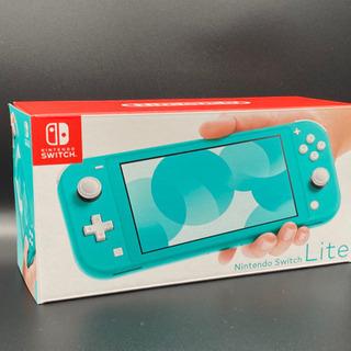Nintendo Switch light 新品 ターコイズ