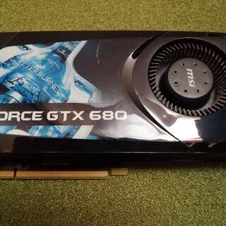 グラフィックボード GTX680(GTX1050以上のゲー…