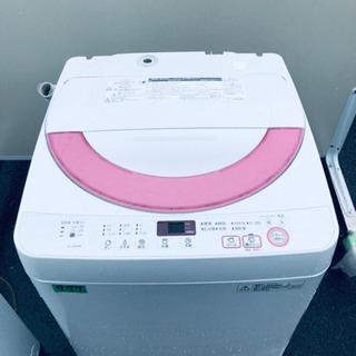 ✨高年式✨977番 SHARP✨全自動電気洗濯機✨ES-GE60...