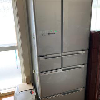 日立ノンフロン冷凍冷蔵庫565L