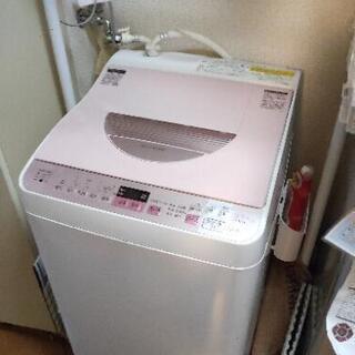【ネット決済】SHARP 洗濯乾燥機