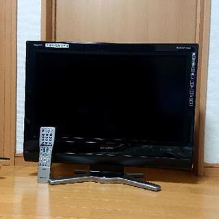 液晶  テレビ  26型  アクオス  【亀山モデル】