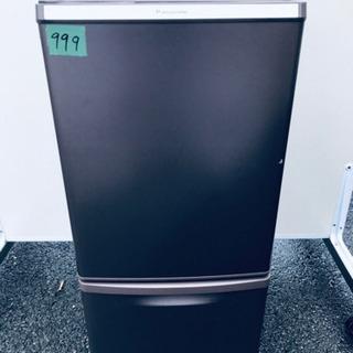 ✨高年式✨999番 Panasonic✨ノンフロン冷凍冷蔵庫✨N...