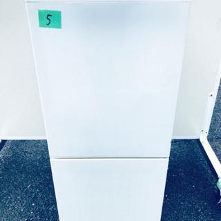 5番 U-ING✨冷凍冷蔵庫✨RMJ-11B‼️