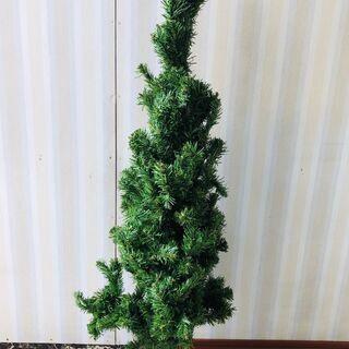 クリスマスツリー本体 約120 土台キズあり