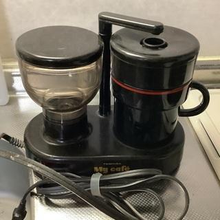 東芝ドリップコーヒーメーカー