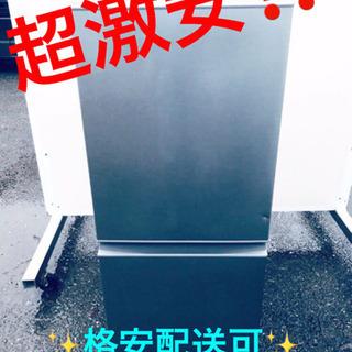 ET43A⭐️AQUAノンフロン冷凍冷蔵庫⭐️