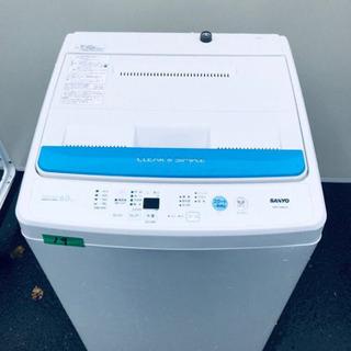 19番 SANYO✨全自動洗濯機✨ASW-60B‼️