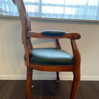 イタリア製 椅子2脚