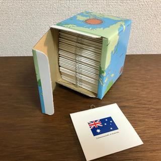 (フェリシモ)【国旗/48ヶ国】しあわせミニノート48冊1セット