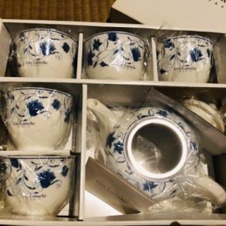 🍵ギ・ラロッシュ 茶器セット 未使用 − 神奈川県